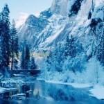 El tierno invierno, el gran rio