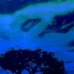 Poema en azul